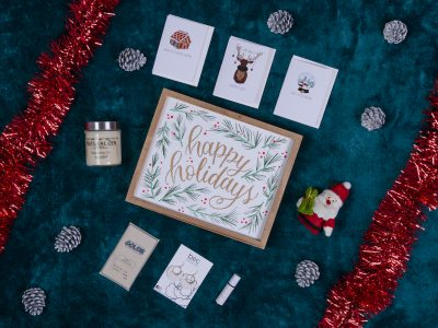 My Petite Box special Christmas featuring local makers