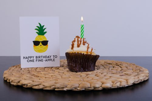 My Petite Box and ImpaperCo - Birthday Fine Apple